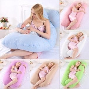 Maternity Pillow / Full Body U-Shape Cushion