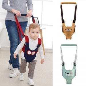 Cute Toddler Walker with Lead