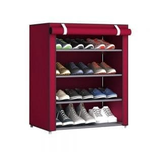 Dustproof Shoe Rack