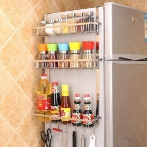 Kitchen Supplies Rack